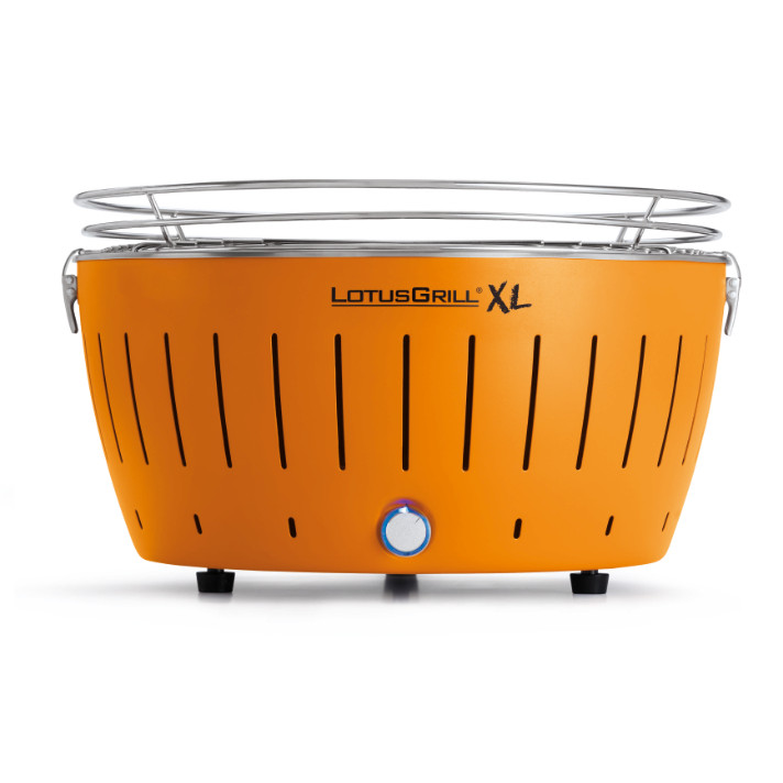 Grill węglowy LotusGrill XL® • ORANGE