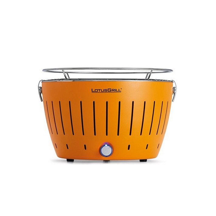 Grill Węglowy, LotusGrill® • ORANGE