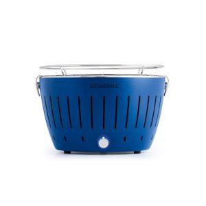 Grill węglowy LotusGrill Niebieski