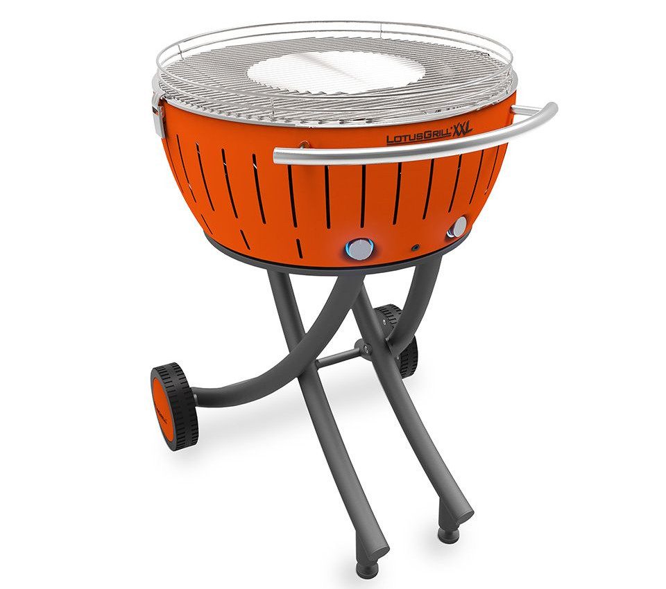 Grill Węglowy LotusGrill® XXL • ORANGE